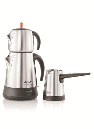 Ehlikeyf Delux Çay Ve Kahve Robotu Seti-Arzum